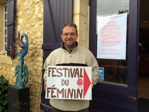 Un pilier du Festival du Féminin