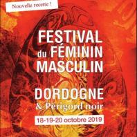 Festival du Féminin-Masculin en Dordogne – 2019